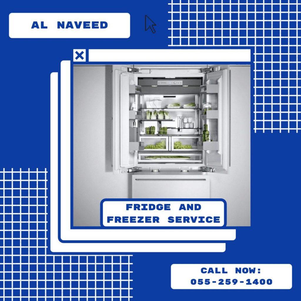 fridge repair 1400